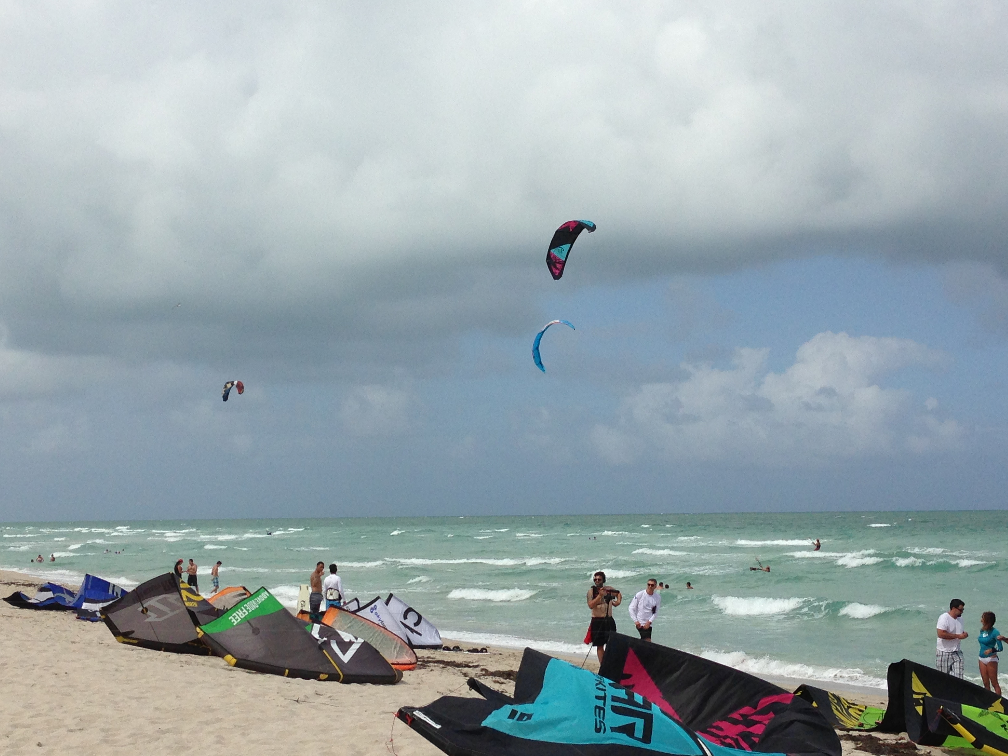 Compromise Reached In Kiteboarding
