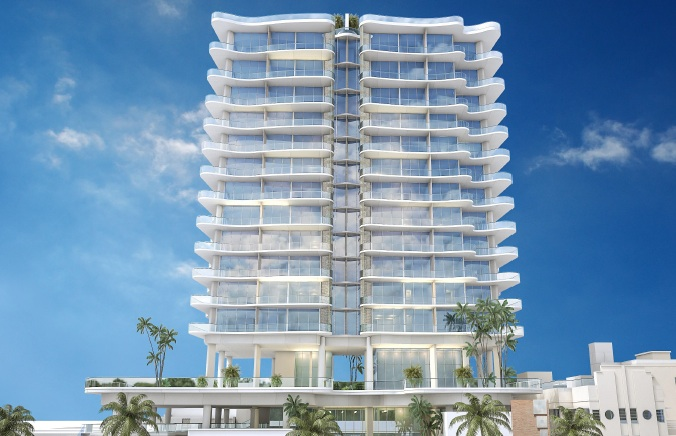 Ocean Terrace Plans Unveiled North Beach