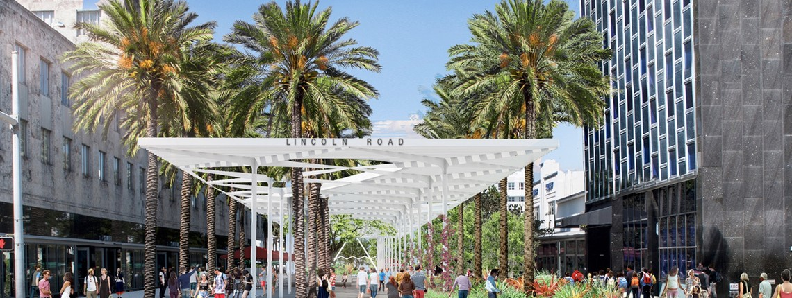 Restoring And Reinvigorating Lincoln Road South Beach