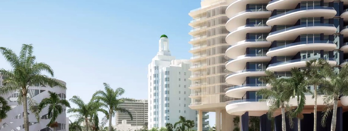Miami Beach Commission Approves 250-ft height for Tower Proposed to be Aman Hotel